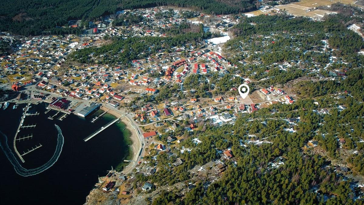 Boligtomt - skjærhalden - 2 800 000,- - Møller & Partners
