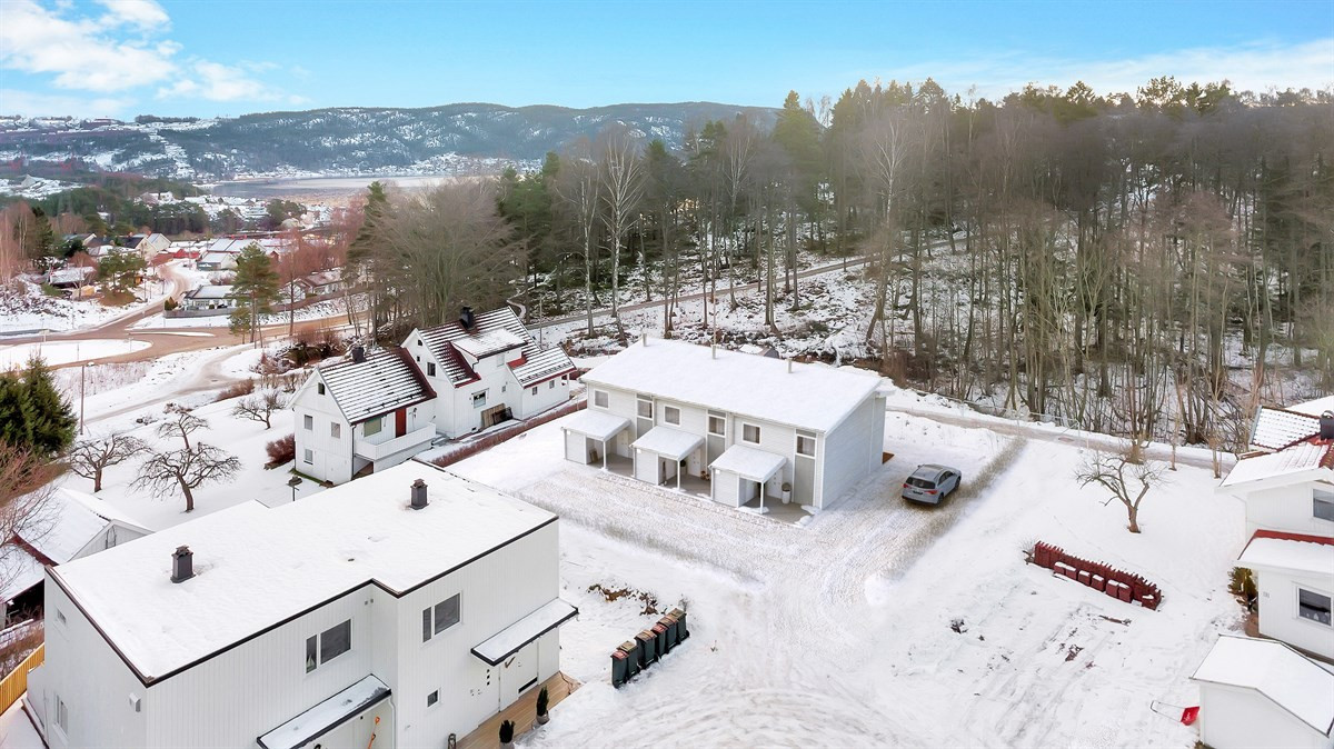 Rekkehus - svelvik - 2 890 000 til 3 290 000,- - Meglerhuset & Partners