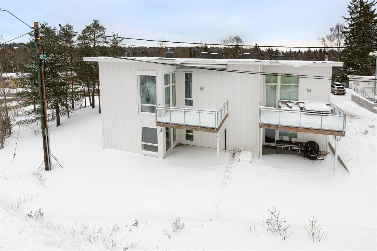 Leilighet - Flaskebekk / Skoklefald - nesoddtangen - 4 750 000,- - Sydvendt & Partners