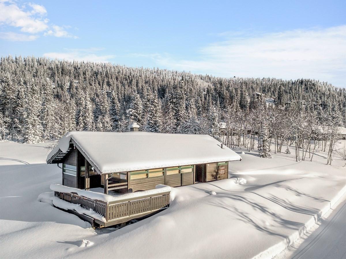 Hytte - nord-torpa - 1 590 000,- - Gjestvang & Partners