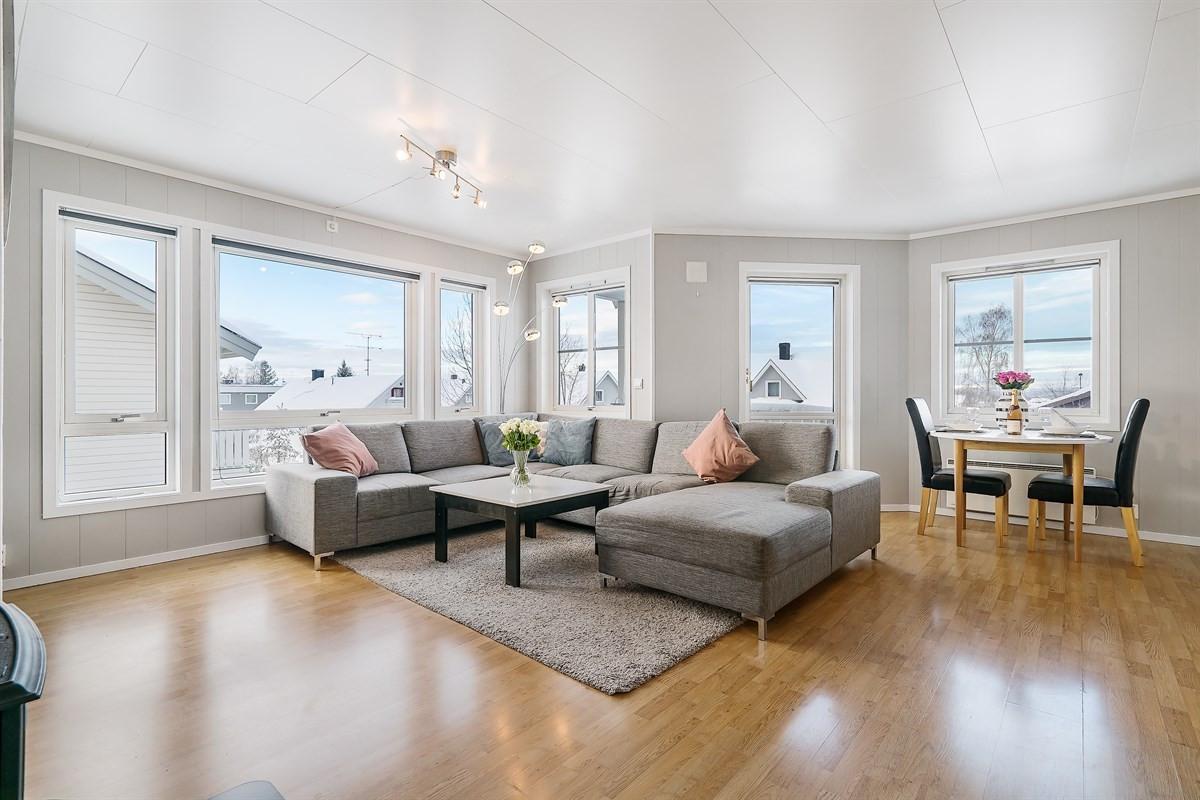 Leilighet - barkåker - 1 140 000,- - Bakke Sørvik & Partners