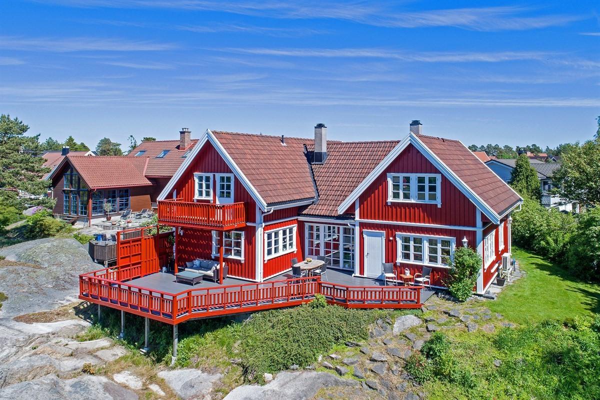 Enebolig - Hemskogen - tjodalyng - 4 390 000,- - Leinæs & Partners