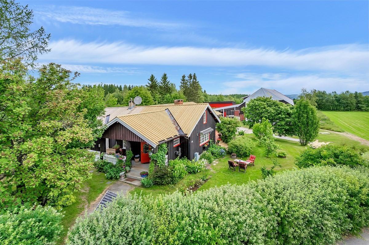 Landbrukseiendom - reinsvoll - 4 500 000,- - Gjestvang & Partners