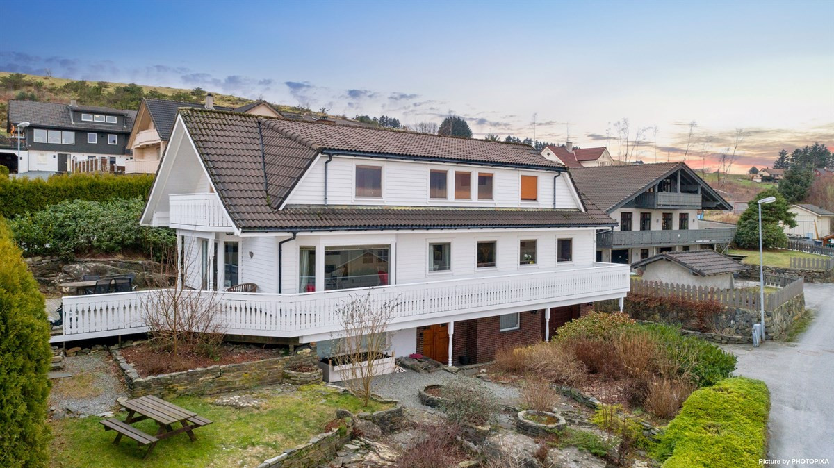 Enebolig - rennesøy - 4 590 000,- - Huus & Partners