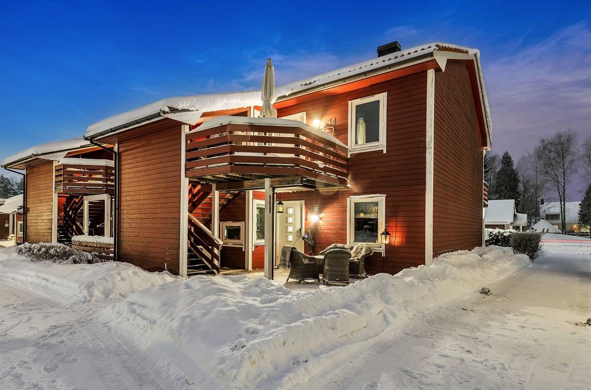 Leilighet - ski - 3 590 000,- - Sydvendt & Partners