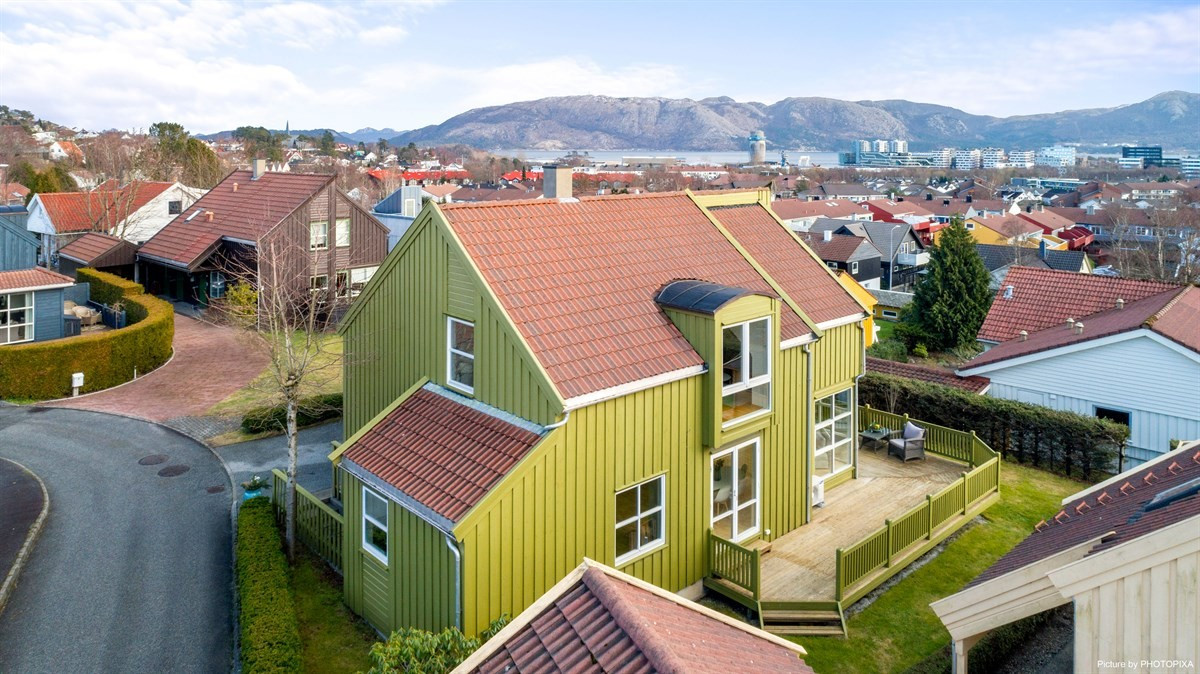 Enebolig - stavanger - 6 950 000,- - Huus & Partners