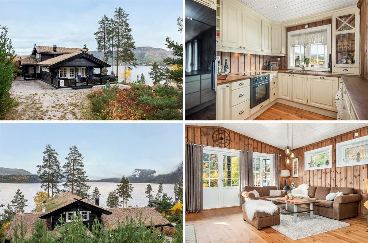 Hytte - treungen - 3 500 000,- - Leinæs & Partners