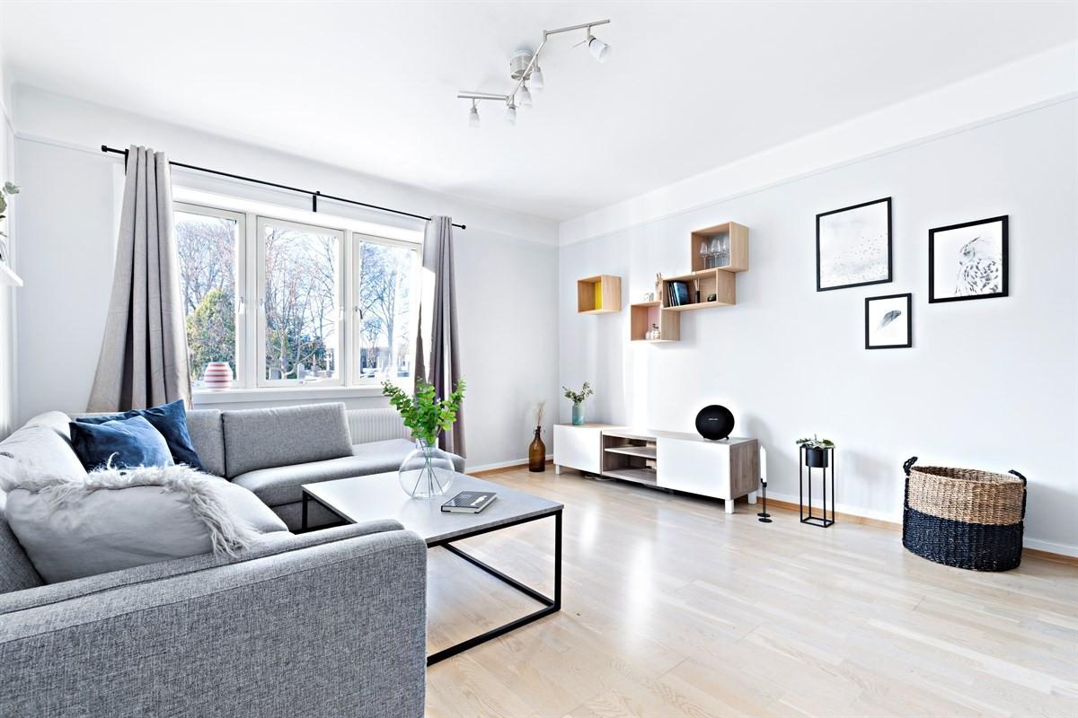 Leilighet - St.Hanshaugen / Gamle Aker - oslo - 3 400 000,- - Schala & Partners
