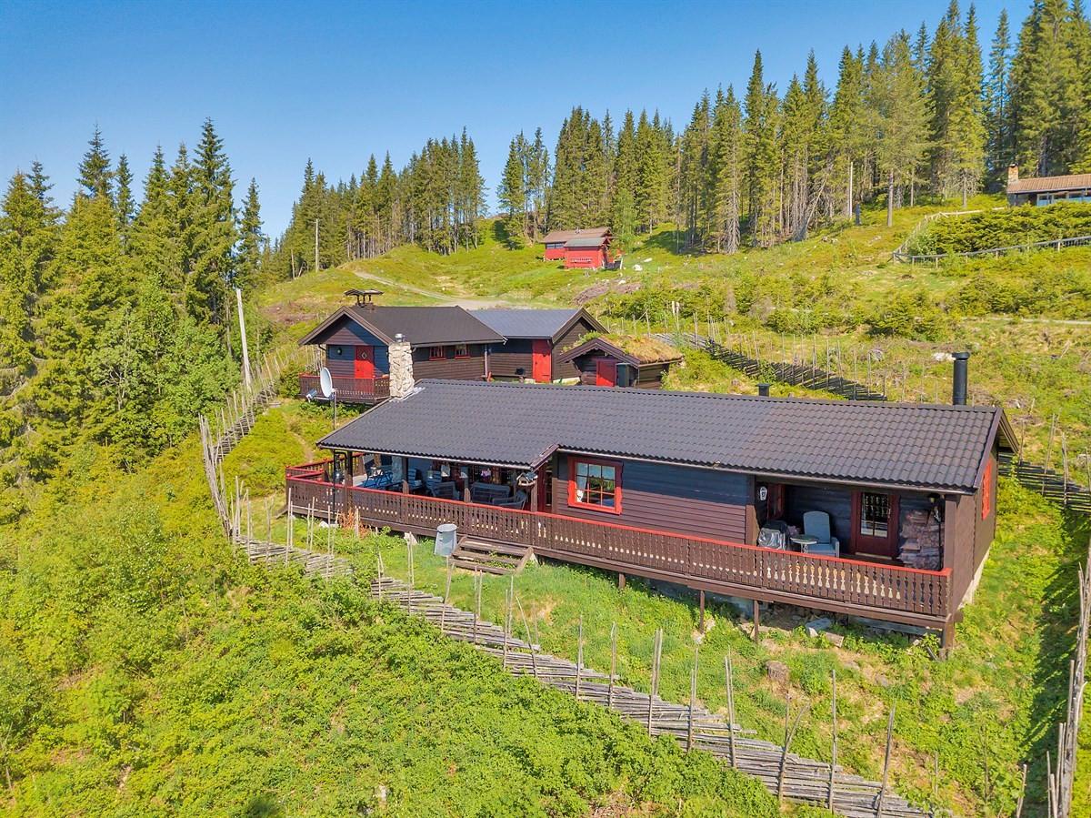 Hytte - snertingdal - 1 250 000,- - Gjestvang & Partners
