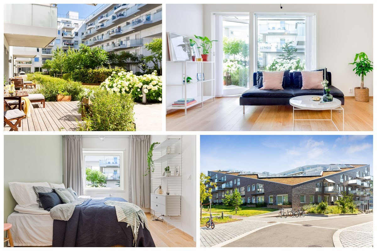 Leilighet - Sørenga - oslo - 4 300 000,- - Schala & Partners