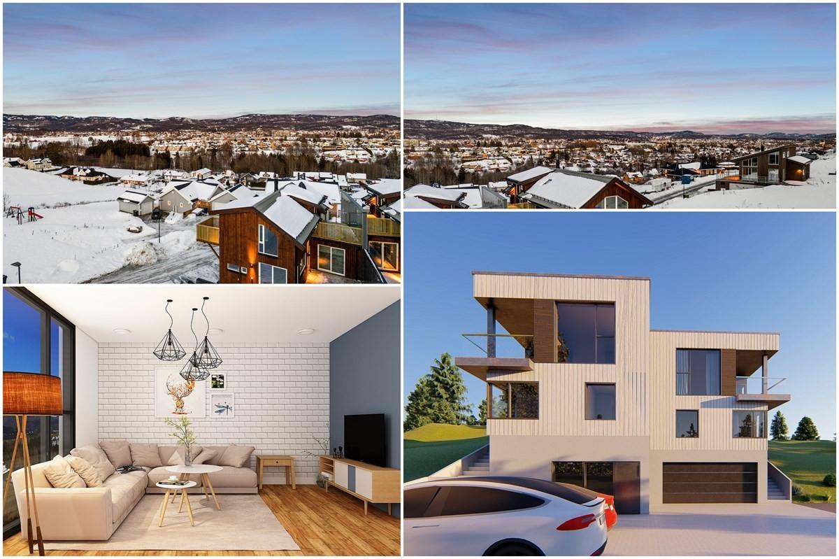Tomannsbolig - skien - 3 590 000,- - Meland & Partners