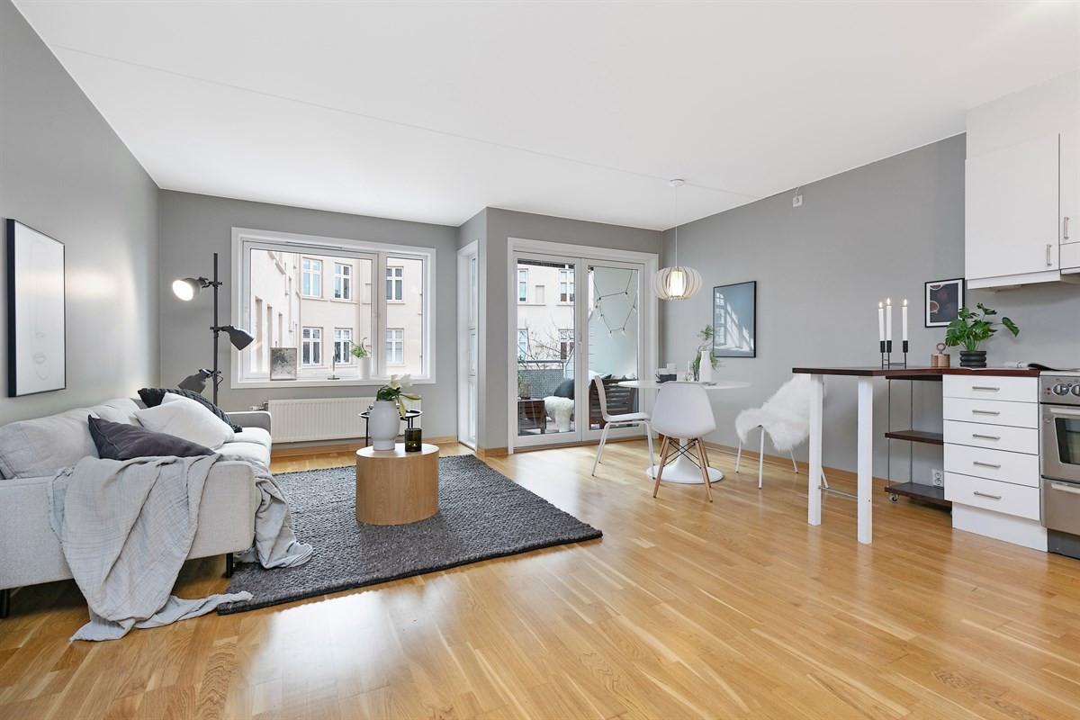 Leilighet - Skøyen - oslo - 4 000 000,- - Schala & Partners