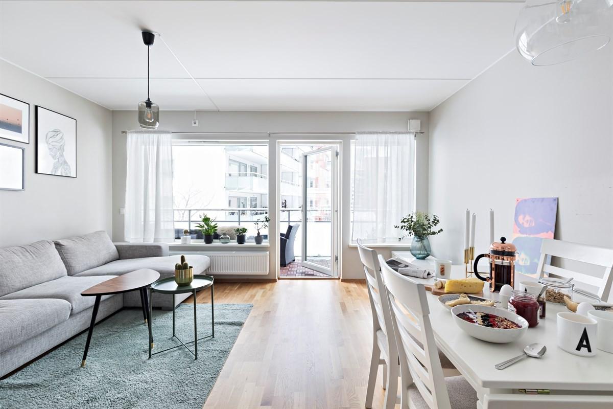Leilighet - Kværnerbyen - oslo - 3 800 000,- - Schala & Partners