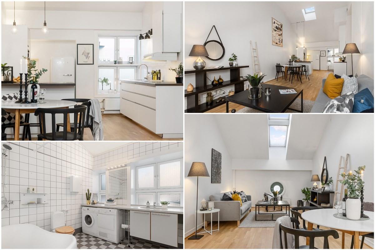 Leilighet - Gamle Oslo - oslo - 5 350 000,- - Schala & Partners