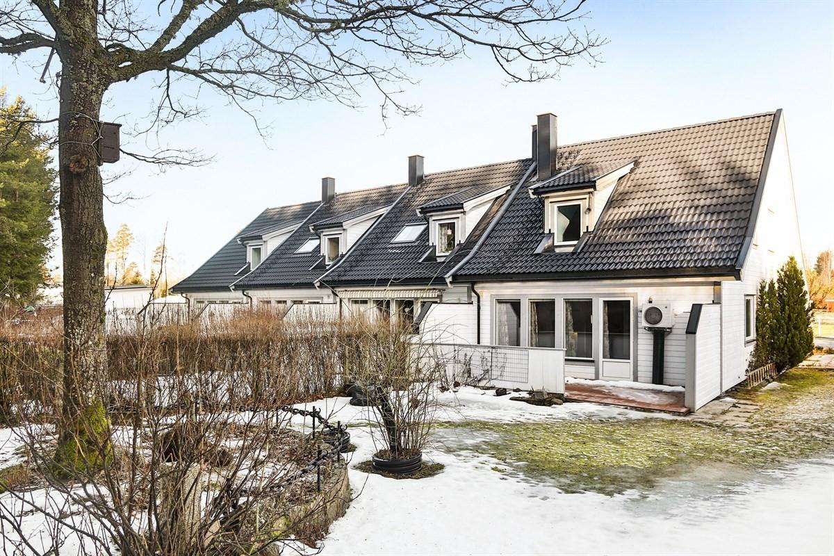 Rekkehus - tistedal - 1 600 000,- - Lilledal & Partners