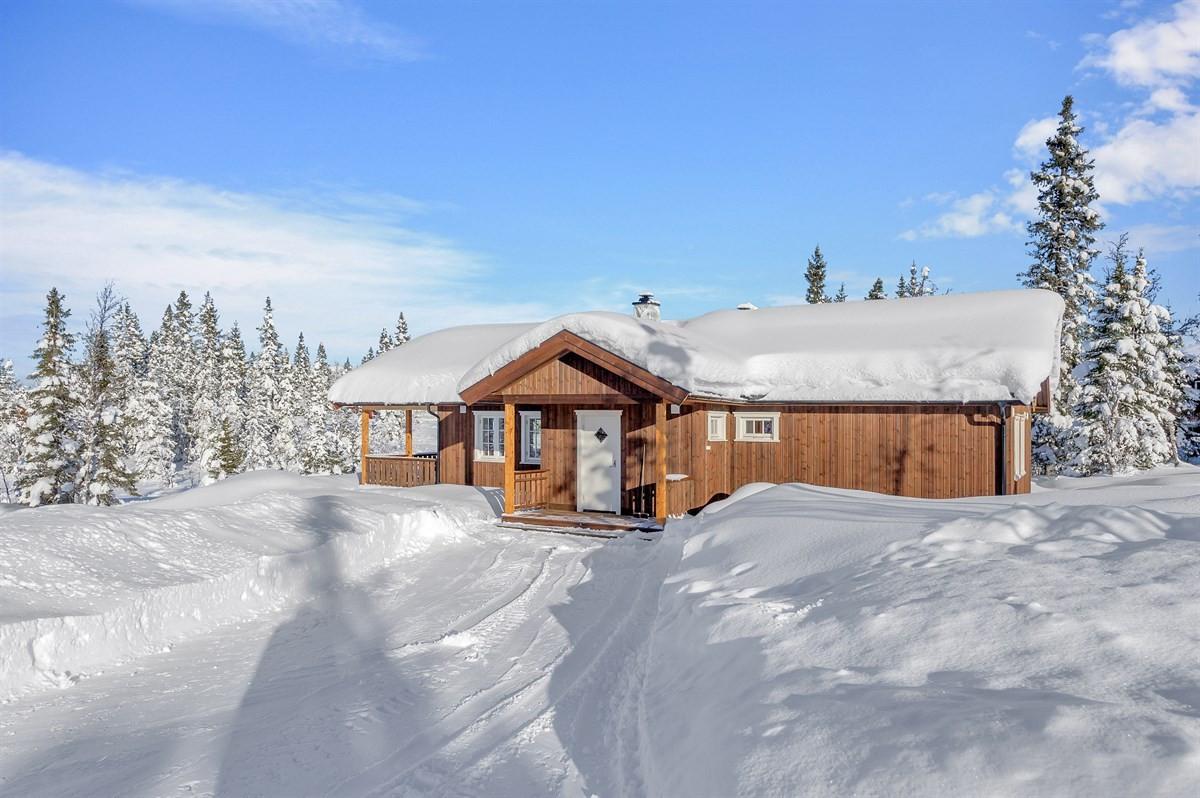 Fritidseiendom - Synnfjellet - nord-torpa - 3 490 000,- - Gjestvang & Partners