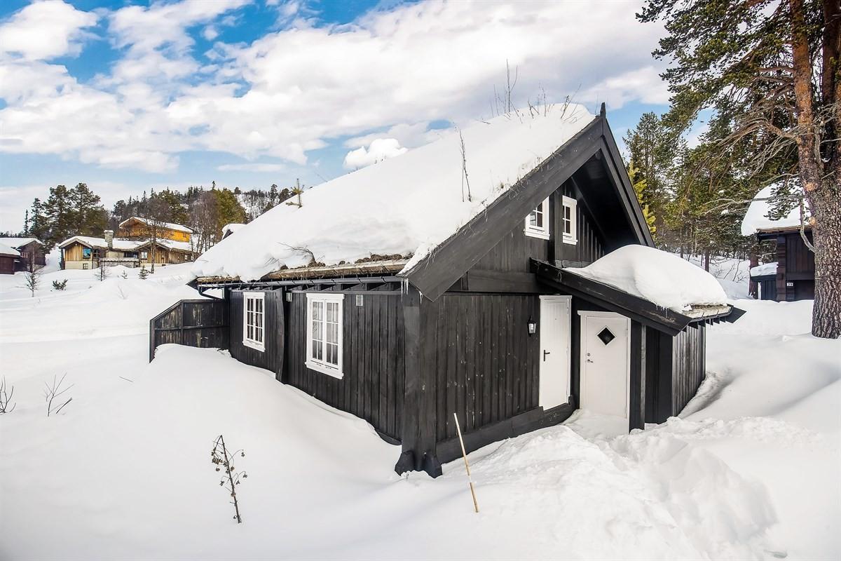 Hytte - Rauland Skisenter / Leirgravstaulen - rauland - 1 990 000,- - Leinæs & Partners