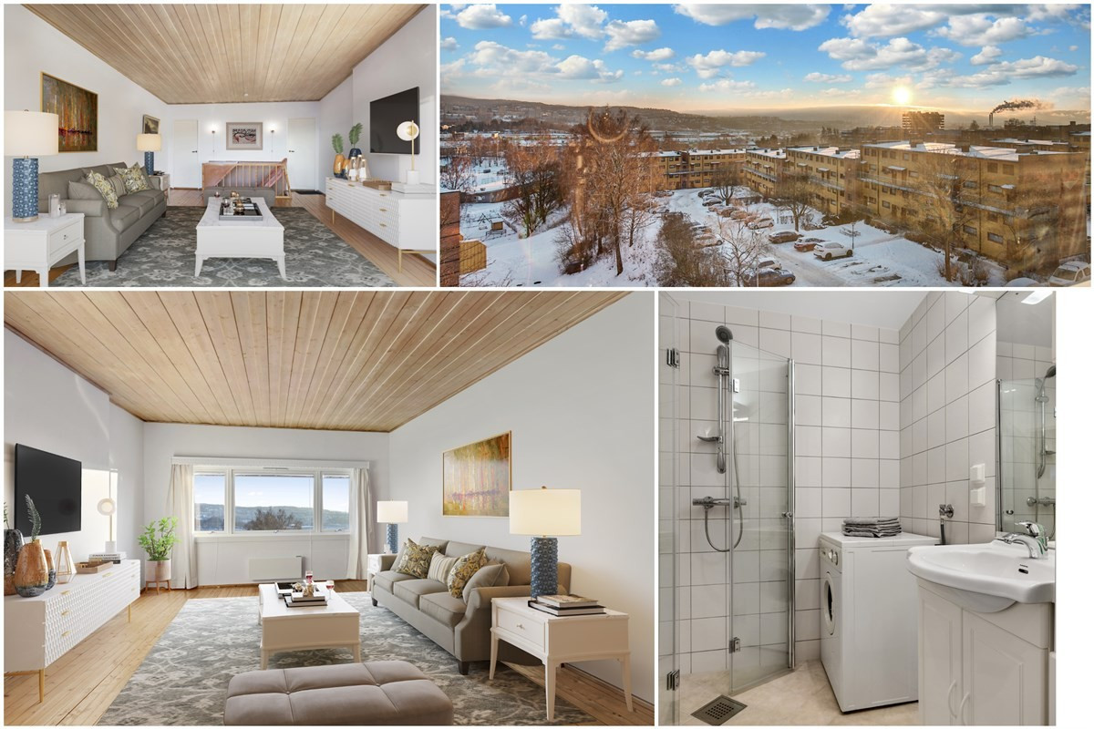 Leilighet - Veitvet - oslo - 2 950 000,- - Schala & Partners