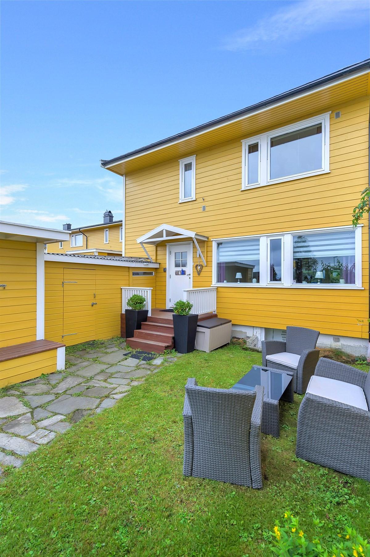 Rekkehus - gjøvik - 2 850 000,- - Gjestvang & Partners