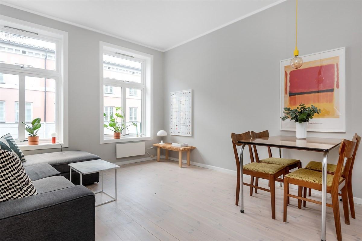 Leilighet - Grünerløkka - oslo - 3 280 000,- - Schala & Partners