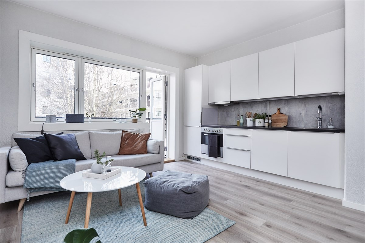 Leilighet - Grünerløkka - oslo - 3 100 000,- - Schala & Partners