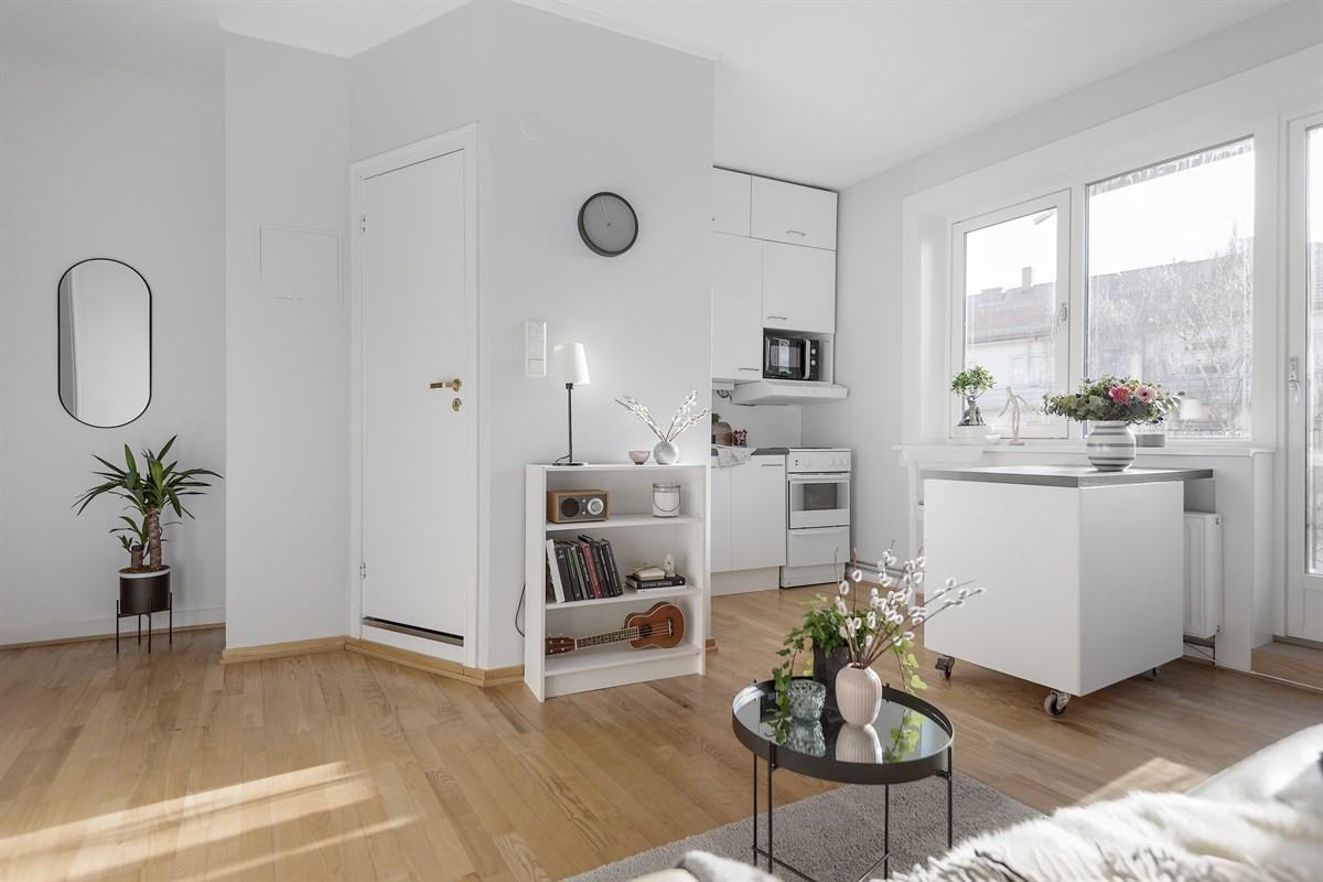 Leilighet - Sagene - oslo - 2 300 000,- - Schala & Partners