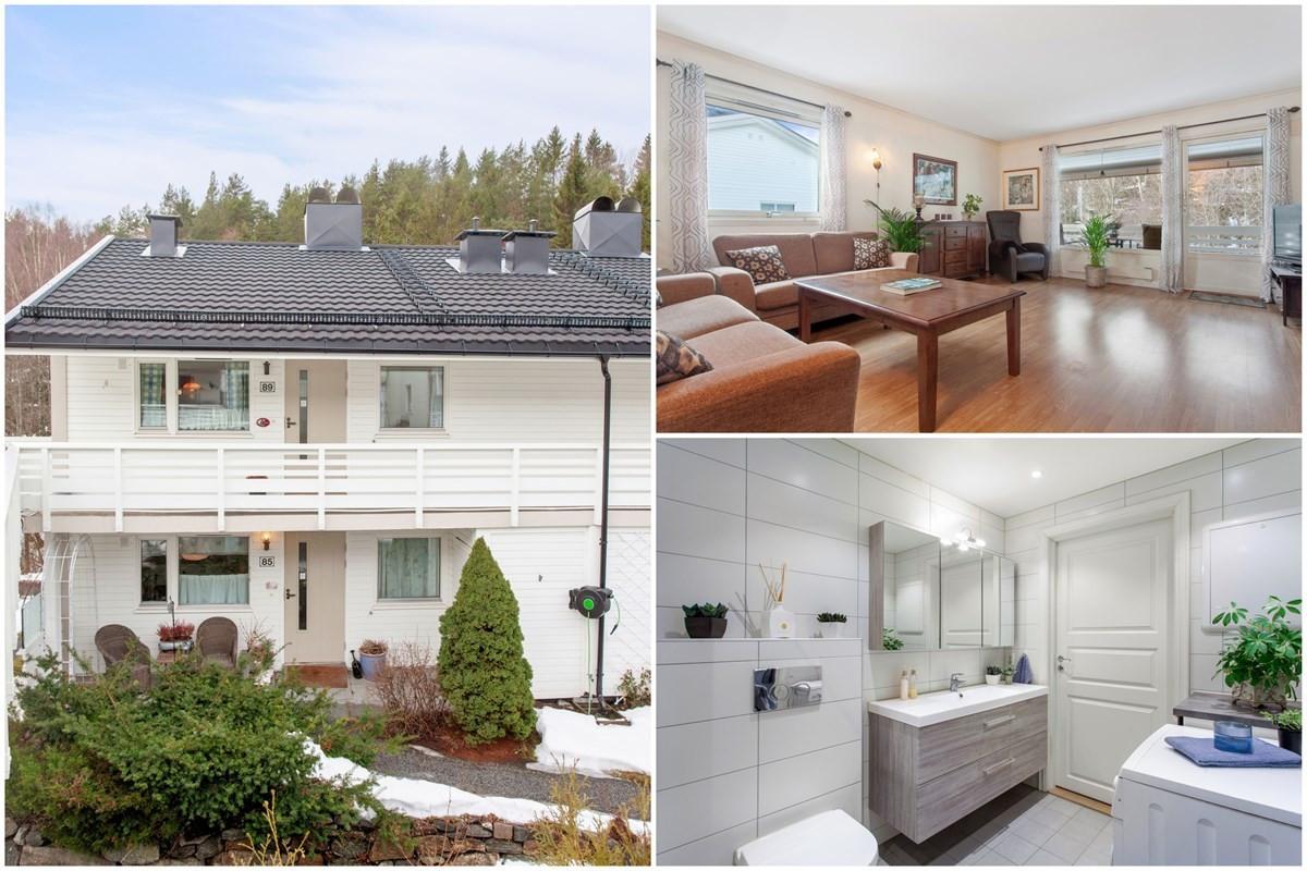 Leilighet - Søndre Nordstrand - oslo - 2 700 000,- - Schala & Partners