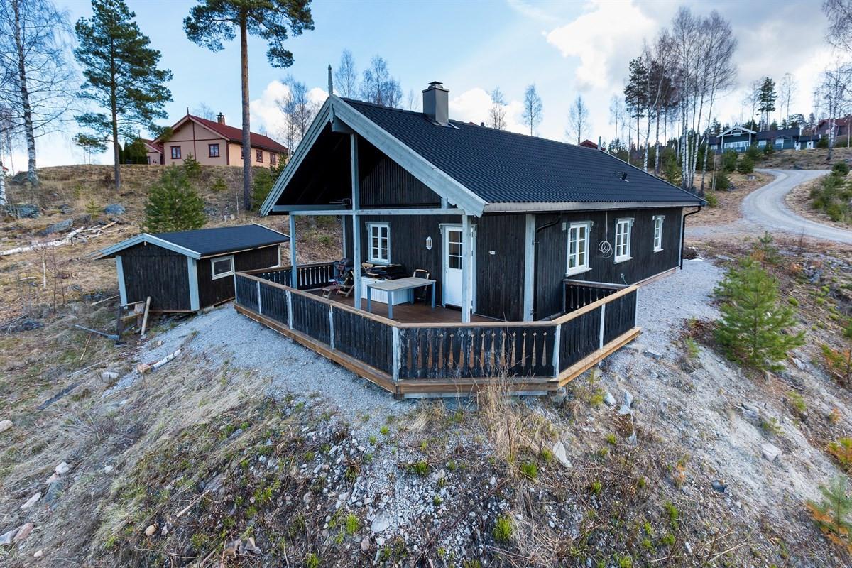 Hytte - Setskog / Hallangen - setskog - 1 850 000,- - Schala & Partners