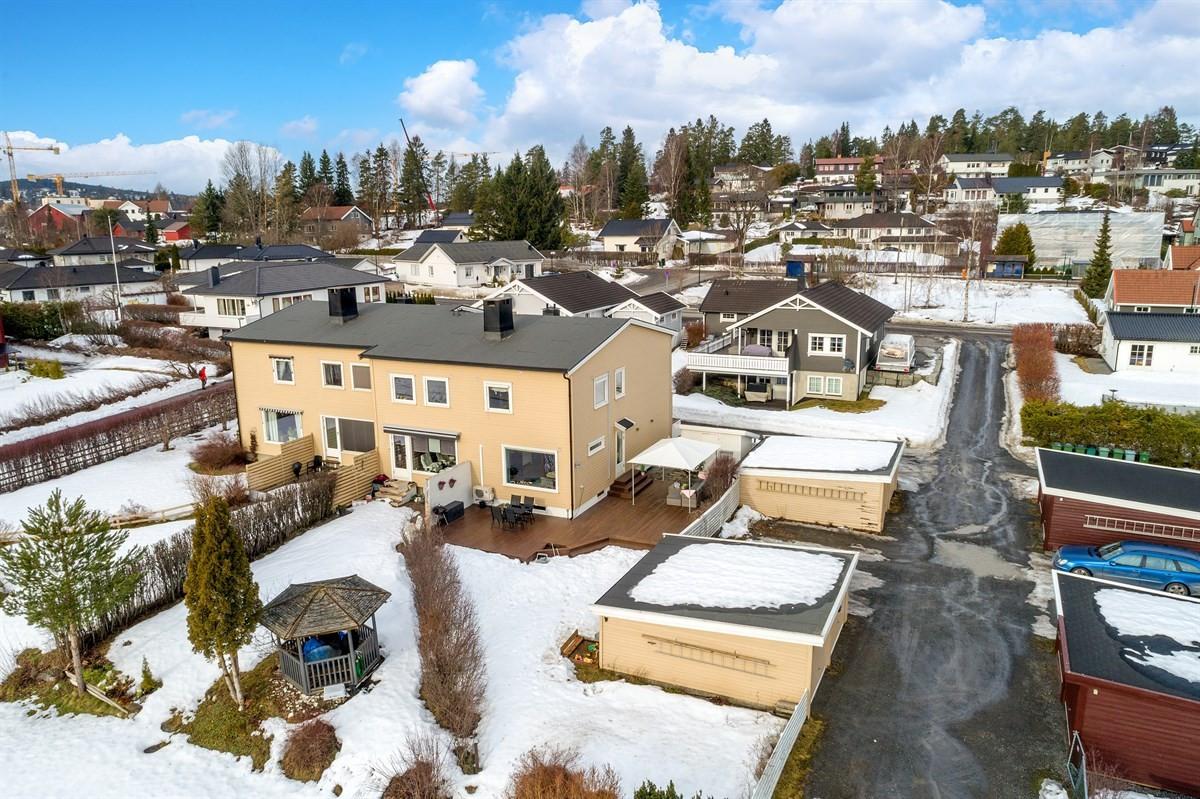 Rekkehus - finstadjordet - 5 350 000,- - Schala & Partners