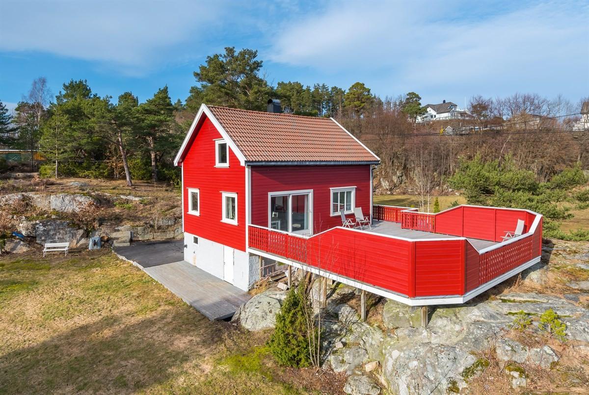 Enebolig - kongshavn - 1 890 000,- - Meglerhuset & Partners