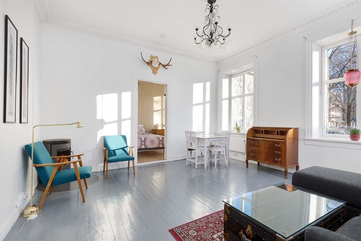 Leilighet - Grünerløkka - oslo - 3 350 000,- - Schala & Partners