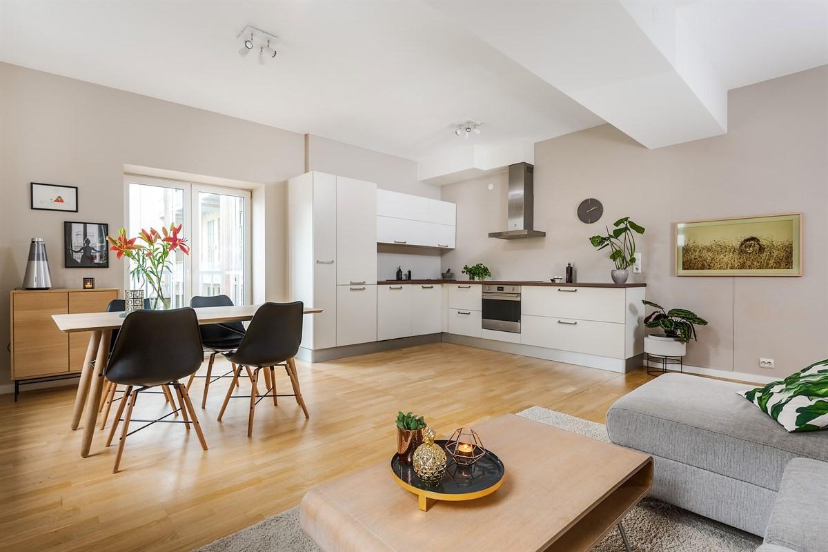 Leilighet - Grünerløkka - Sofienberg - oslo - 4 400 000,- - Schala & Partners