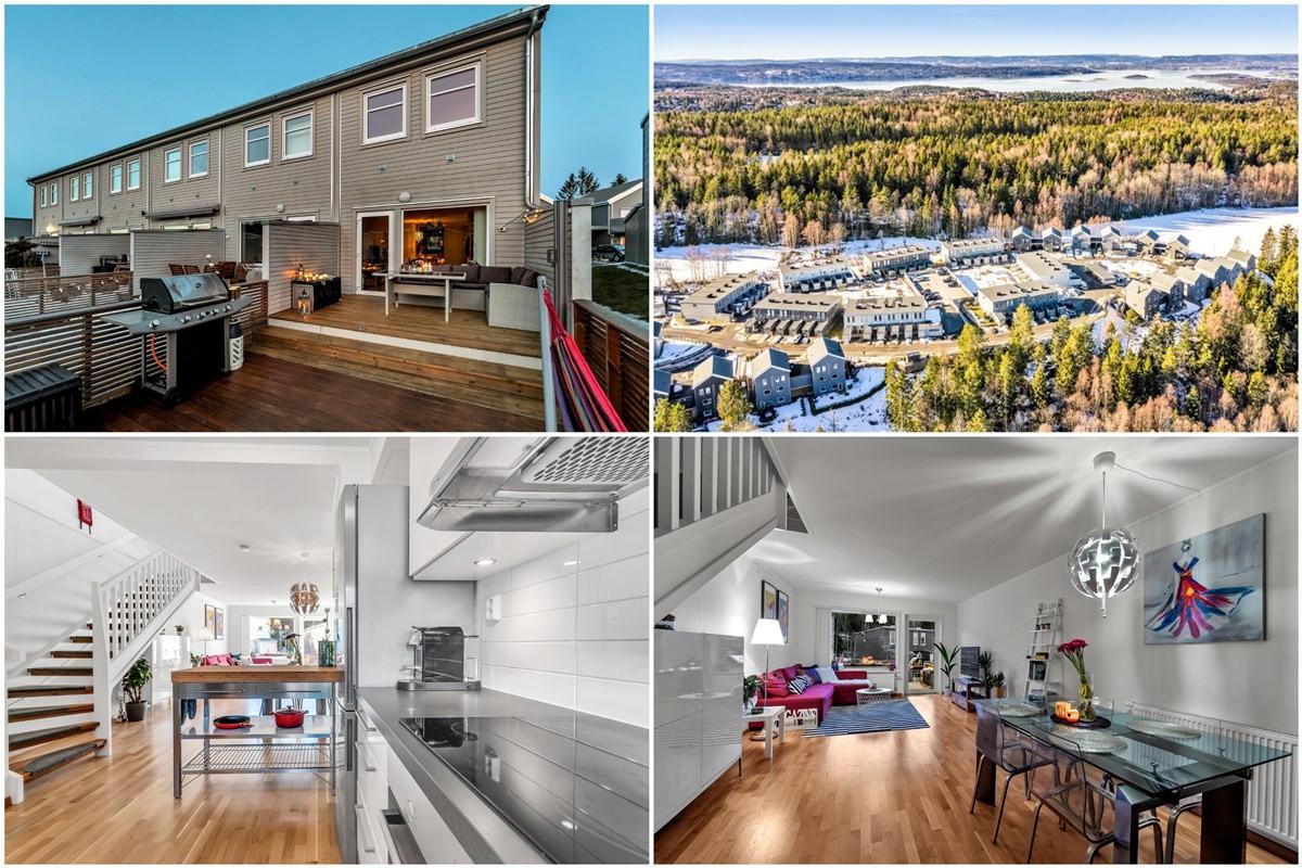 Rekkehus - Bjørndal - oslo - 3 850 000,- - Schala & Partners