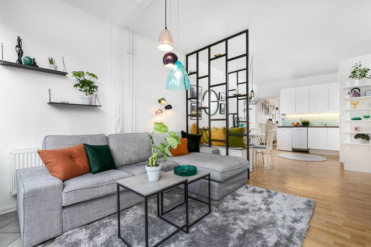 Leilighet - Rodeløkka / Carl Berner - oslo - 2 930 000,- - Schala & Partners