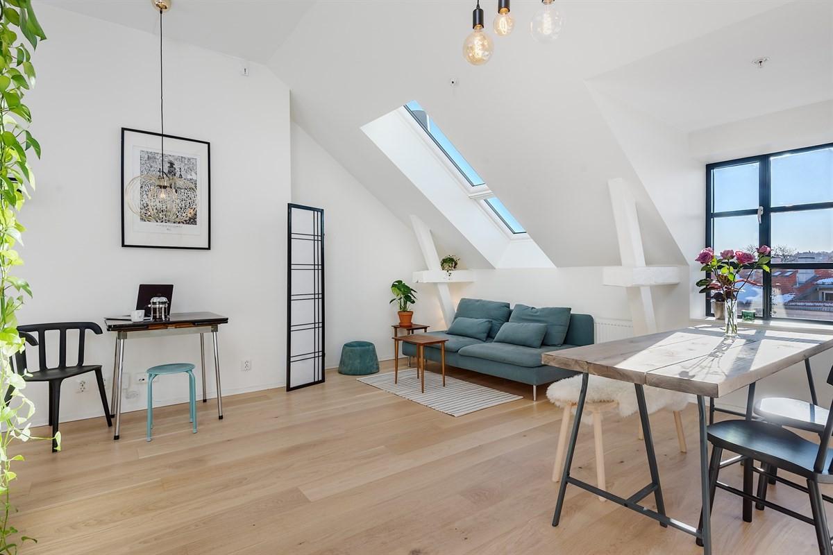 Leilighet - Grünerløkka - oslo - 4 900 000,- - Schala & Partners