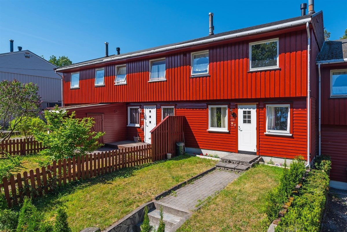 Rekkehus - arendal - 1 840 000,- - Meglerhuset & Partners