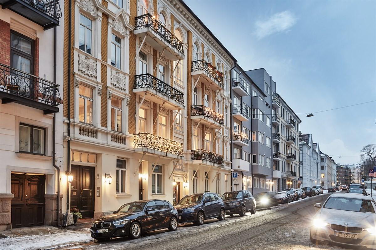 Leilighet - Bygdøy - Frogner - oslo - 6 500 000,- - Schala & Partners
