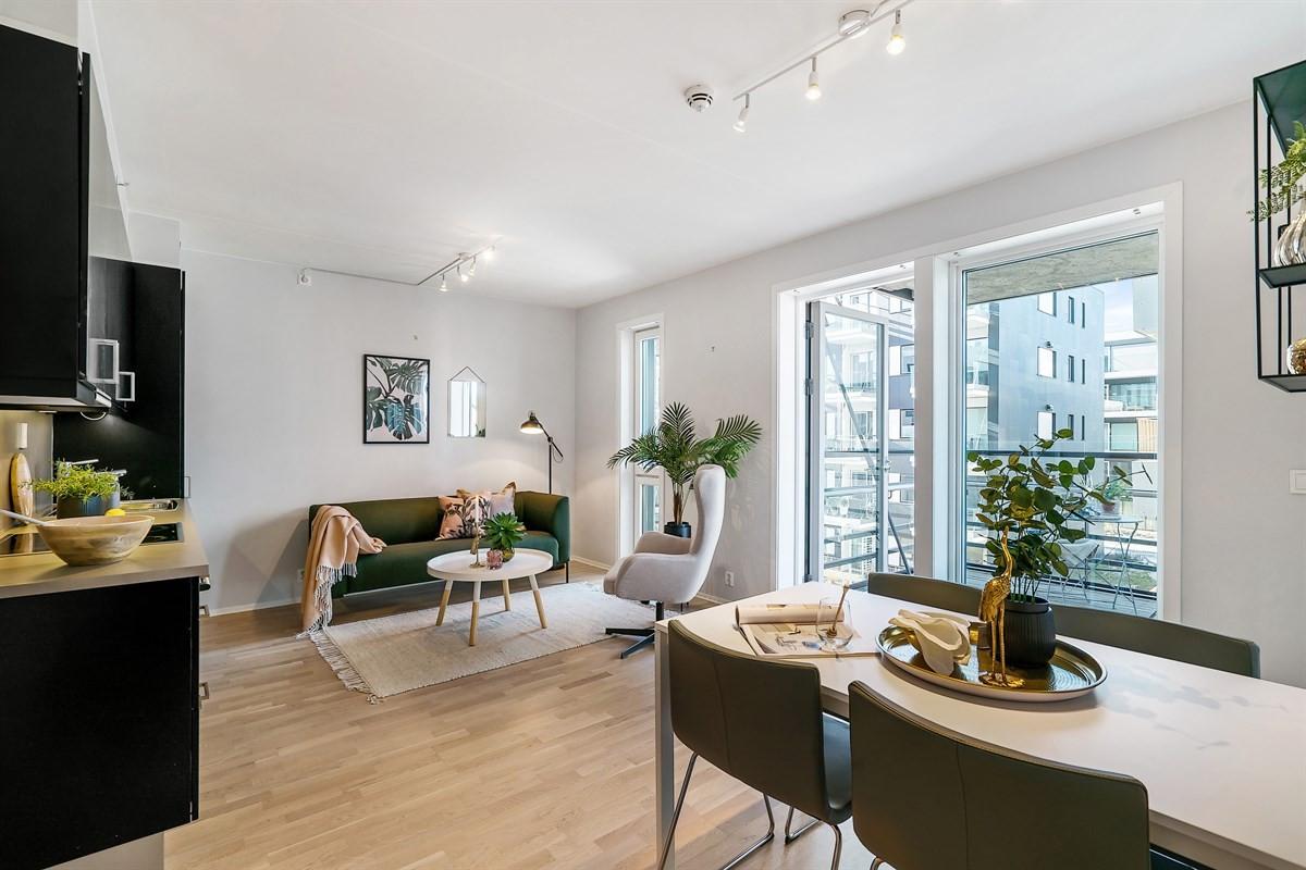 Leilighet - tønsberg - 2 390 000,- - Bakke Sørvik & Partners