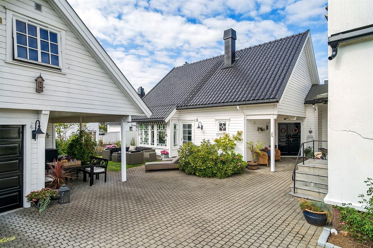 Enebolig - tønsberg - 7 800 000,- - Bakke Sørvik & Partners