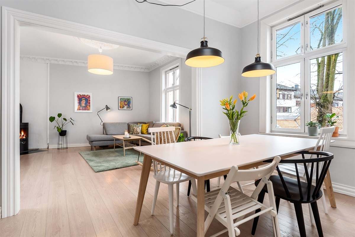 Leilighet - Grünerløkka - Sofienberg - oslo - 5 700 000,- - Schala & Partners