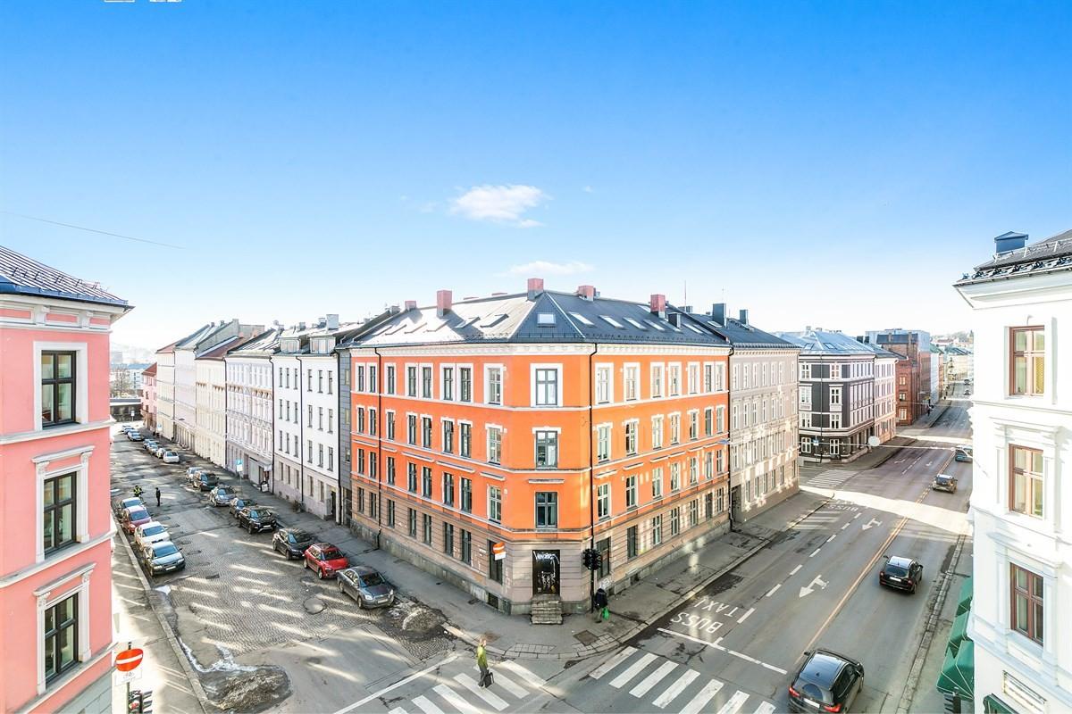 Leilighet - Grünerløkka - oslo - 3 250 000,- - Schala & Partners
