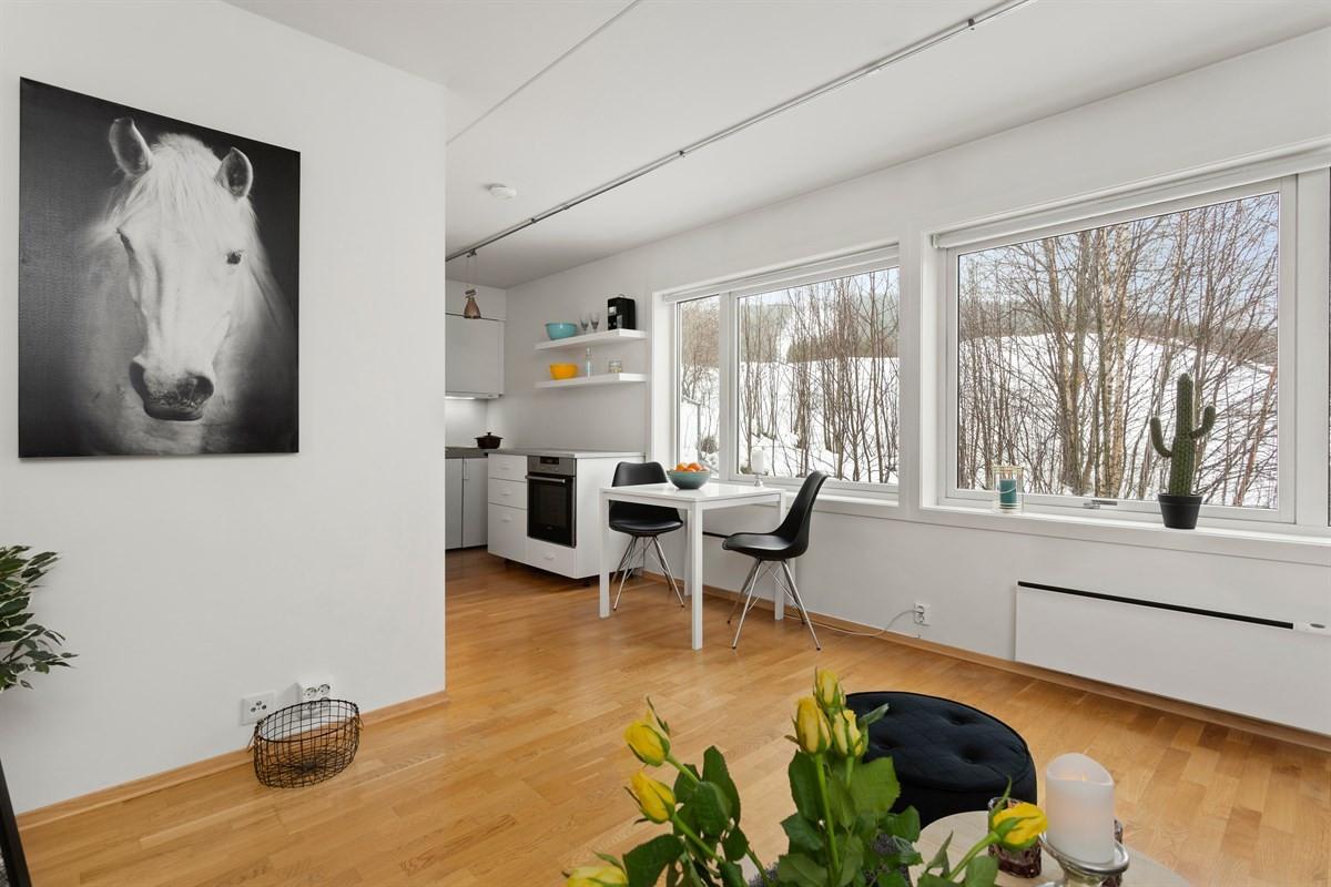 Leilighet - Årvoll - oslo - 2 390 000,- - Schala & Partners