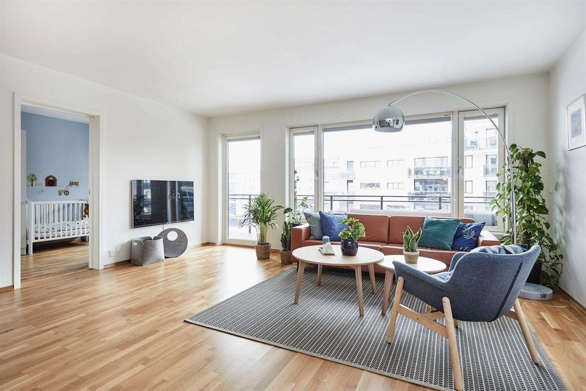 Leilighet - Nydalen - oslo - 6 500 000,- - Schala & Partners