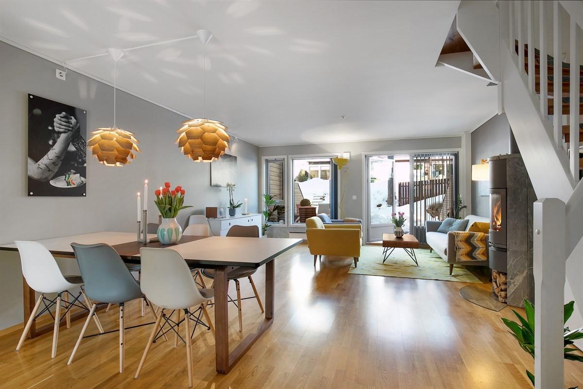 Rekkehus - Lillogrenda - oslo - 6 850 000,- - Schala & Partners