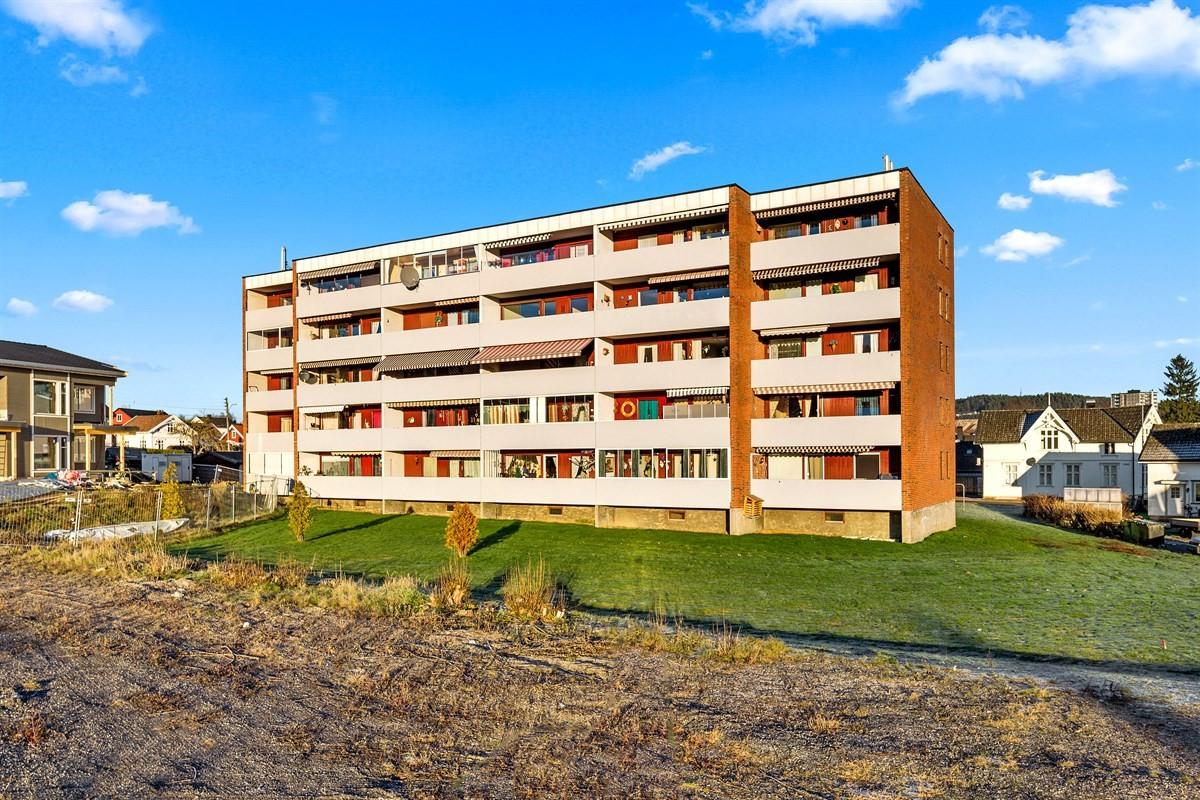 Leilighet - Sentrumsnær 2-Roms på Vessia i Porsgrunn - porsgrunn - 400 000,- - Meland & Partners