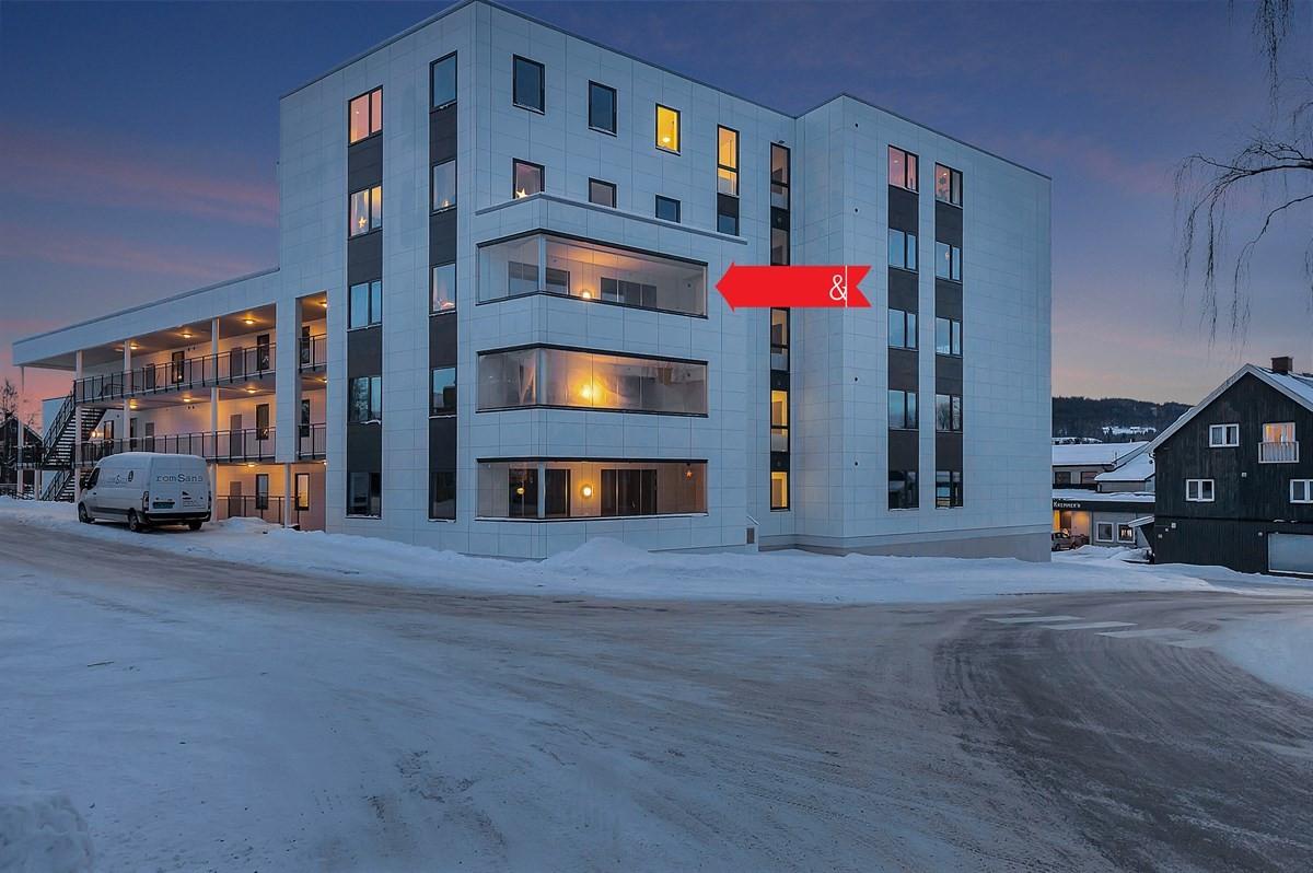 Leilighet - Raufoss - raufoss - 1 490 000,- - Gjestvang & Partners