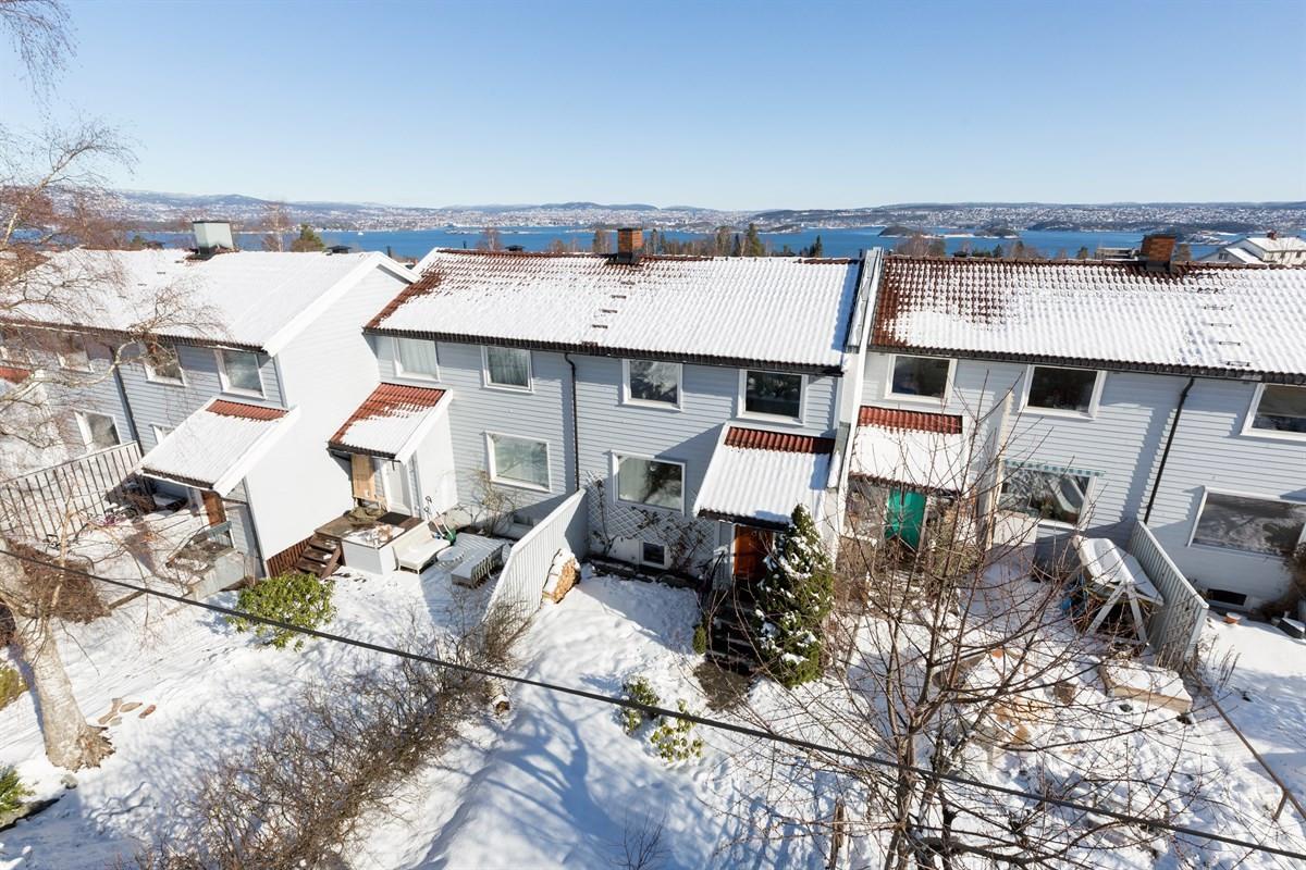 Rekkehus - Tangen - nesoddtangen - 5 950 000,- - Sydvendt & Partners