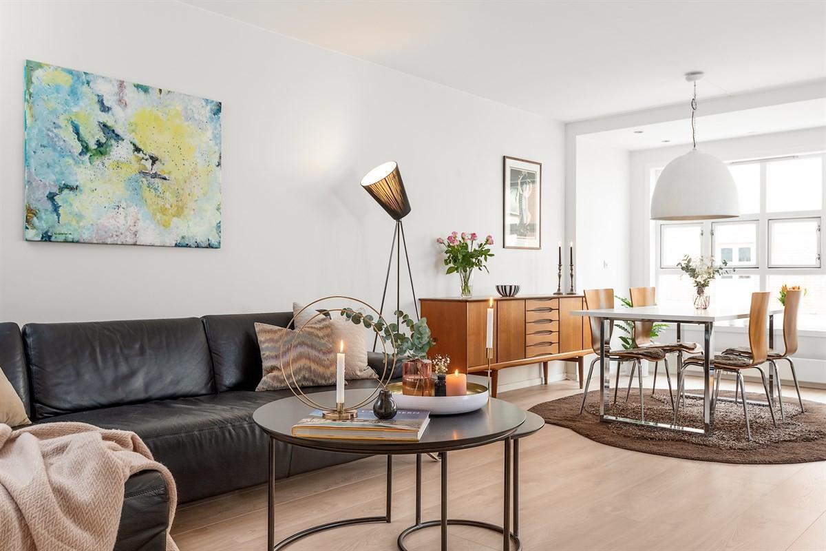 Leilighet - Grünerløkka - Sofienberg - oslo - 5 850 000,- - Schala & Partners