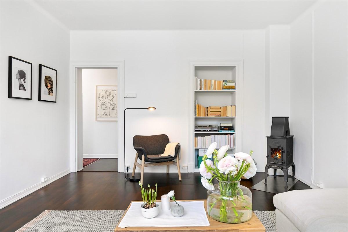 Leilighet - Ila / Kiellands plass - oslo - 3 600 000,- - Schala & Partners