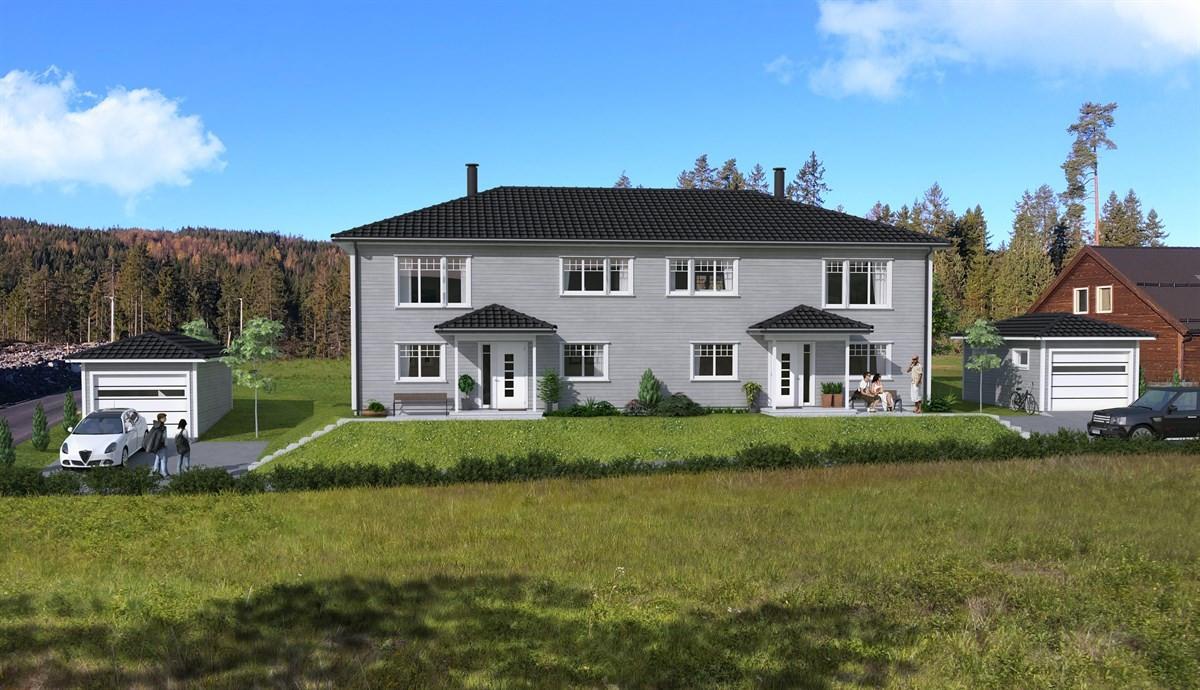 Tomannsbolig - Åsgreina - åsgreina - 4 900 000,- - Schala & Partners